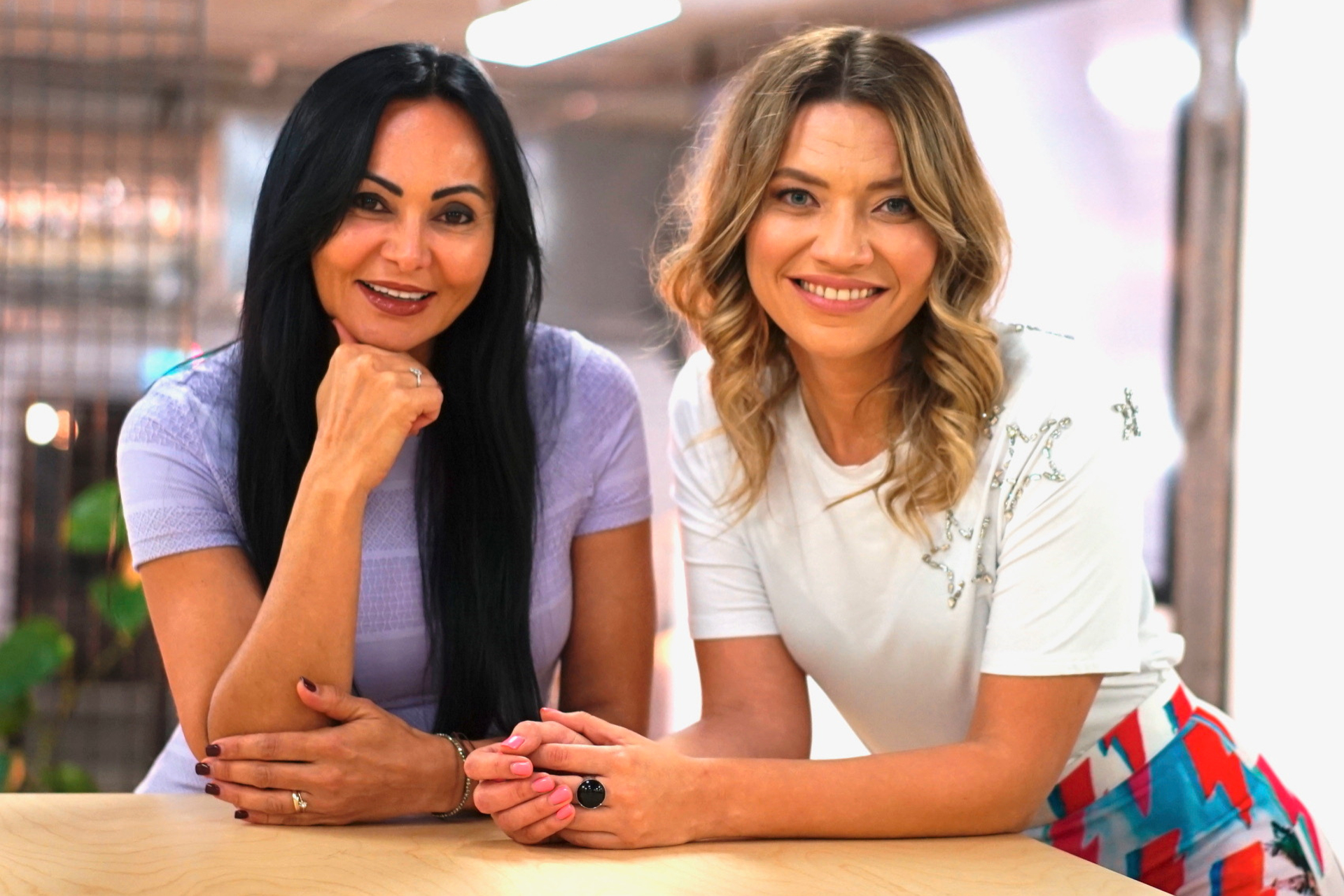 sales coach anastasha grace deyour and ksenia demidova